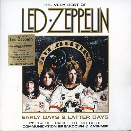 Led Zeppelin - The Very Best Of Led Zeppelin - Early Days & Latter Days (Remastered)
