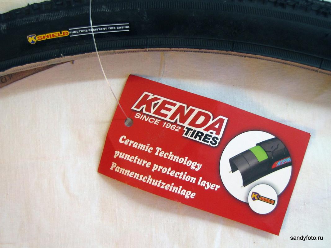 Kenda Khan 700x35C — обзор покрышек