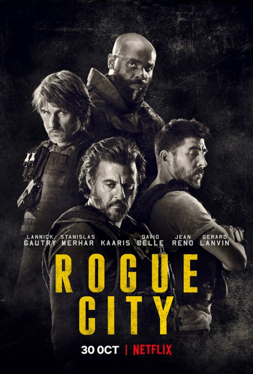 Bronx / Rogue City (2020)  PL.720p.NF.WEB-DL.DD5.1.XviD-P2P / Polski Lektor DD 5.1