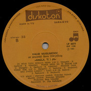 Halid Muslimovic - Diskografija 1983-z-b