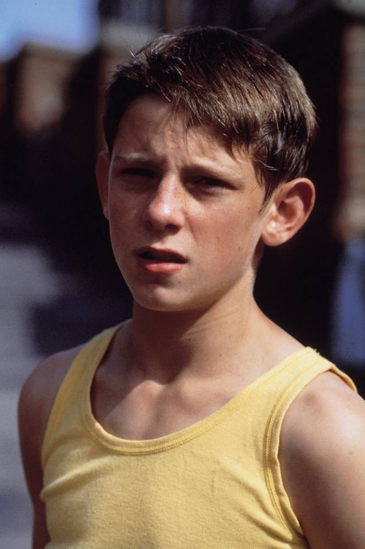 Young Jamie Bell