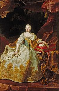 Kraliçe Maria Theresia