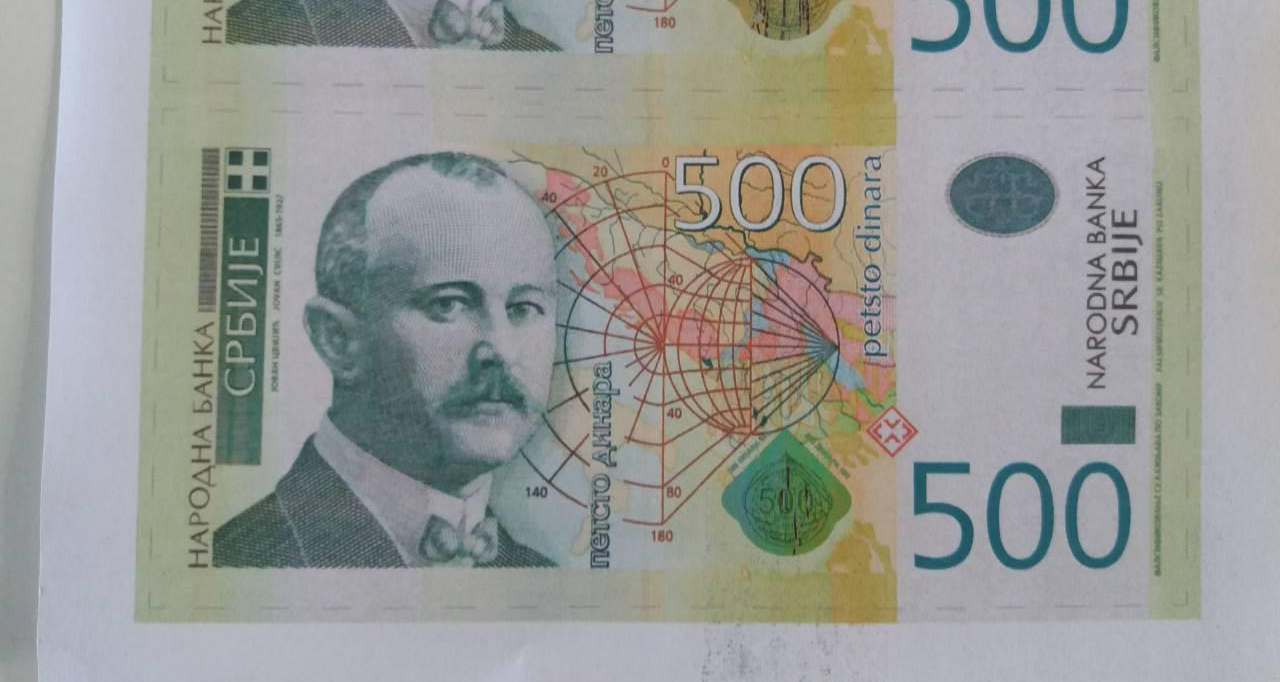 """Ako imate ove novčanice, proverite da li su lažne: U Kruševcu """"pala"""" velika organizovana grupa falsifikatora (FOTO)"""