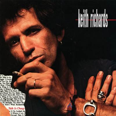 Keith Richards - Talk Is Cheap (1988) {2018, Reissue, WEB Hi-Res}