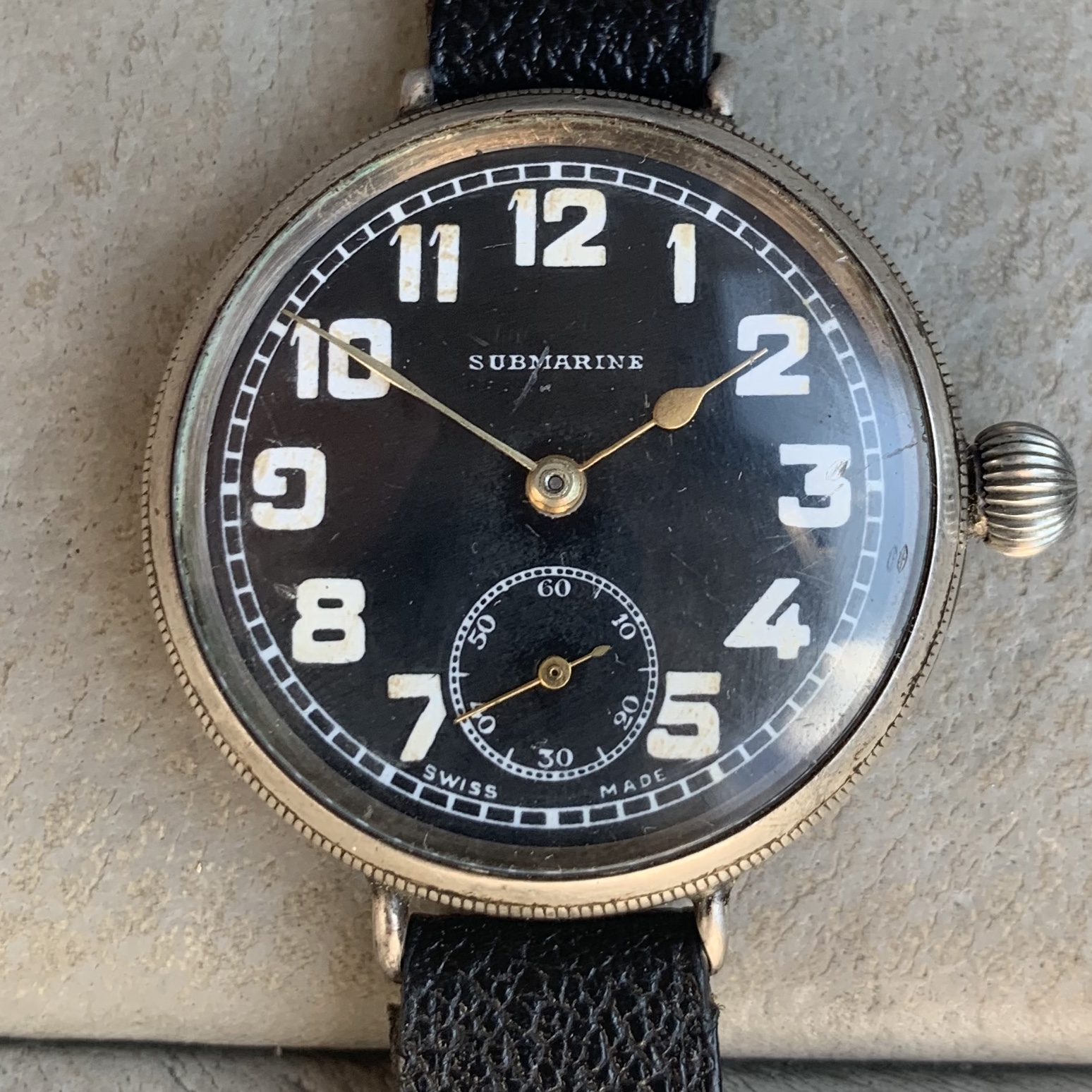 WW1 Submarine Watch (posted on behalf of jamelee)