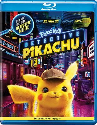 Pokémon - Detective Pikachu (2019) FullHD 1080p HEVC AC3 ITA/ENG + Sub ITA/ENG
