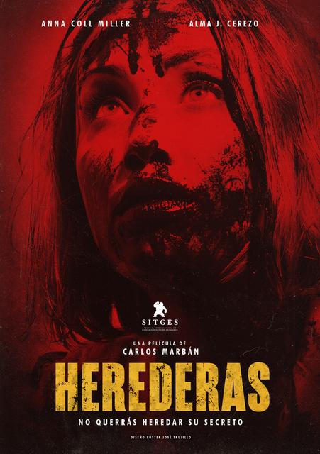 """LA PELÍCULA """"HEREDERAS"""", ÓPERA PRIMA DE CARLOS MARBÁN, SE VERÁ EN SITGES EL 15 DE OCTUBRE"""