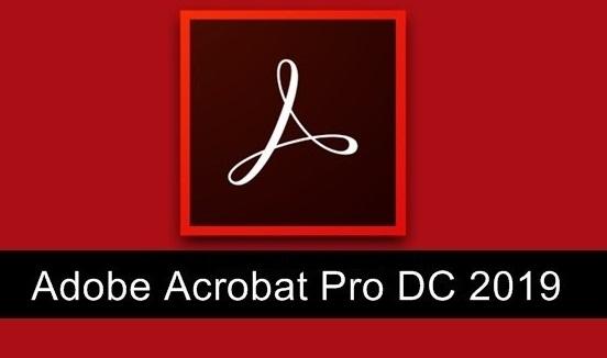 Adobe Acrobat Pro DC 2019 Multilingual-WEBiSO