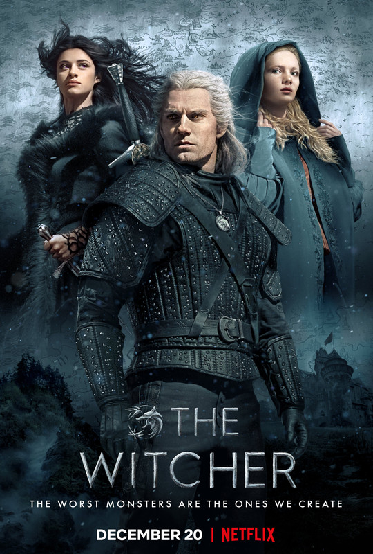The Witcher / Вещерът - S01E08 - Season Finale
