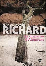 La disparue d'Altamont - Jean-alphonse Richard (2018)