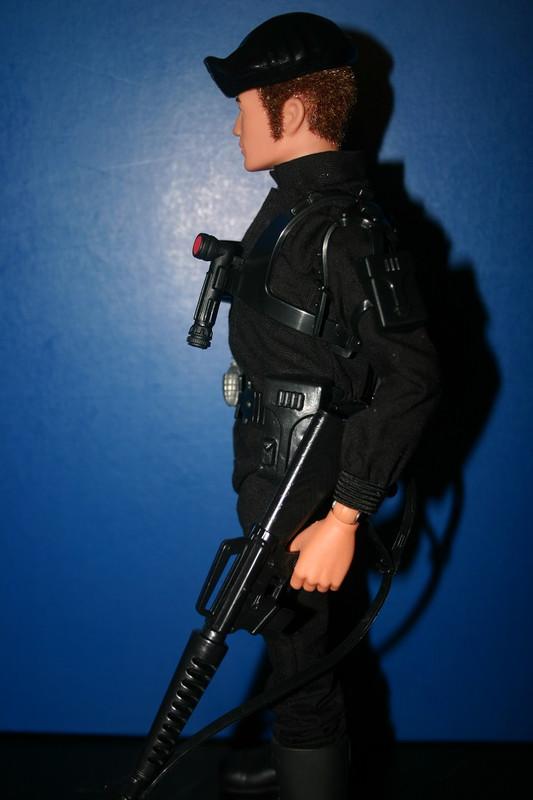 Kitbash: SAS Elite Force 055