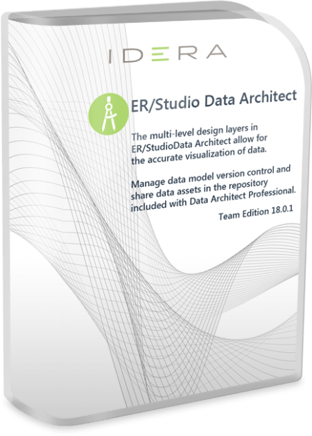 IDERA ER/Studio Data Architect v18.4.0 Build 11183 + Client