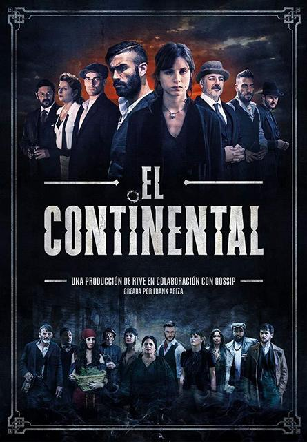 El Continental 1x02 Espa&ntildeol Disponible