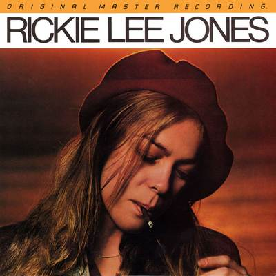 Rickie Lee Jones - Rickie Lee Jones (1979) {1983, MFSL Remastered, CD-Format + Hi-Res Vinyl Rip}