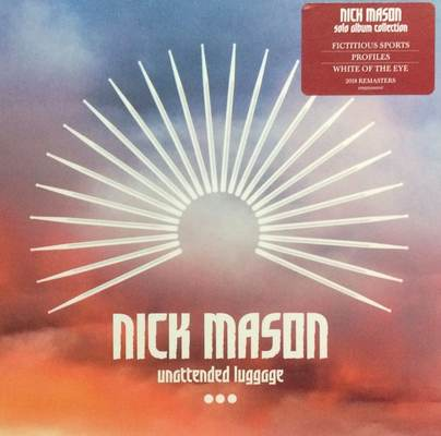 Nick Mason - Unattended Luggage (2018) {3CDs Remastered}