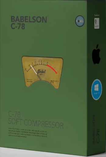 Babelson Audio C-78 v1.1.3