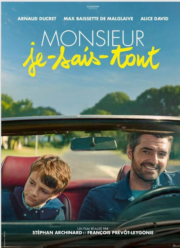 Pan Mądraliński / Monsieur Je-Sais-Tout (2018) PL.1080p.BluRay.x264-LPT / POLSKI LEKTOR