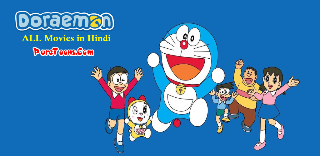 Doraemon in Hindi Dubbed ALL Movies Free Download Mp4 & 3Gp