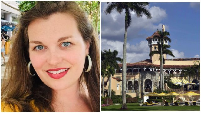 Shots Fired During Mar-a-Lago Gate Crash, two people are In Custody…