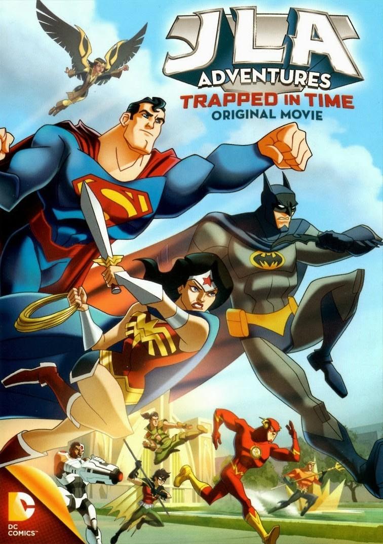DC - Películas Animadas - 1080p - Latino - Google Drive