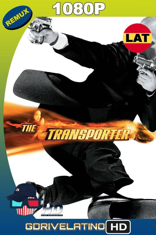 El Transportador (2002) BDRemux 1080p Latino-Inglés MKV