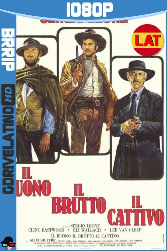 El Bueno, el Feo y el Malo Latino-Inglés (1966) BRRip HD1080 MKV