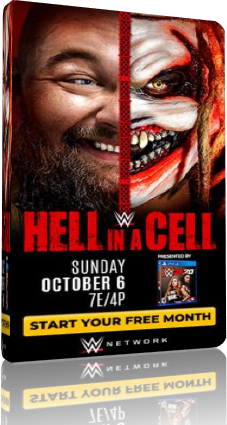 WWE Hell In A Cell + Kickoff (2019) .mkv PPV HDTV AC3 H264 1080p ITA