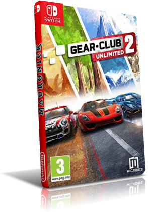 [Switch] Gear.Club Unlimited 2 (2018) Sub ITA