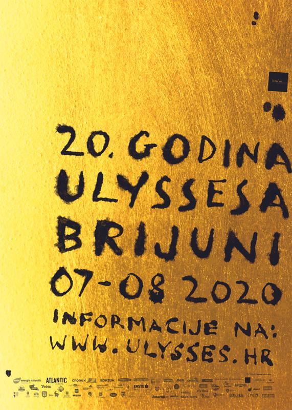 Mirko Ilić potpisuje vizual 20. sezone kazališta Ulysses