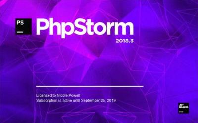 JetBrains PhpStorm 2018.3.5 macOS