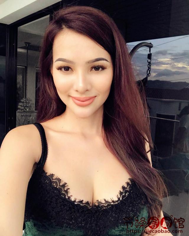 菲律宾美女模特-Sunshine Guimary-大胸气质冷艳迷人写真集