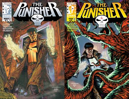 Punisher Vol.4 #1-4 (1998-1999) Complete