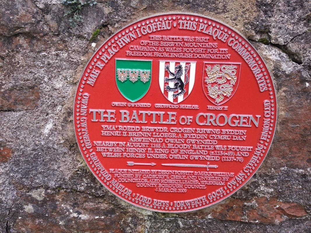 Battle of Crogen