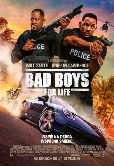 Bad Boys For Life (2020) MULTi.2160p.UHD.BluRay.Remux.HEVC.HDR.DTS.X.7.1-fHD / POLSKI LEKTOR i NAPISY