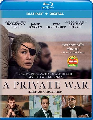 A Private War [2018][BD25][Subtitulado]