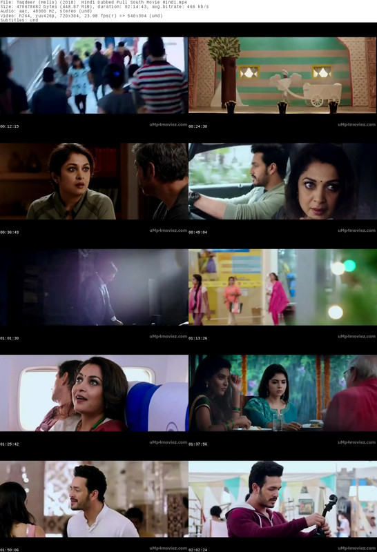 Top Five Hello South Hindi Dubbed Movie Download 480p - Circus