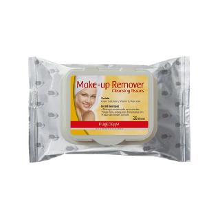 Make-Up Remover Cleansing Tissues, Lid Pack