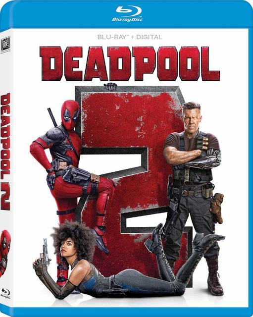 Deadpool 2 2018 Türkçe Dublaj indir
