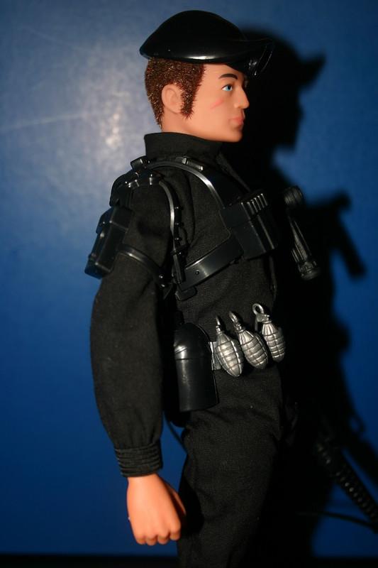 Kitbash: SAS Elite Force 054