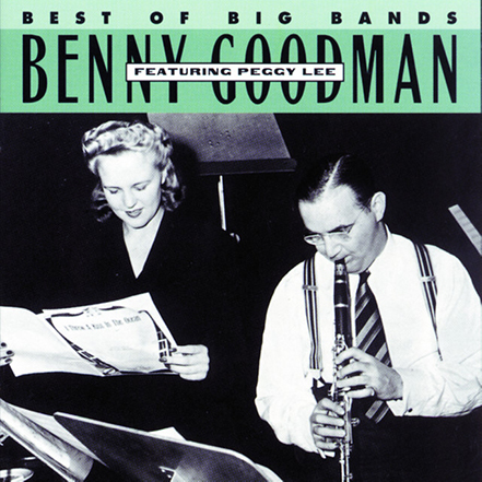 Benny Goodman Featuring Peggy Lee [.flac]