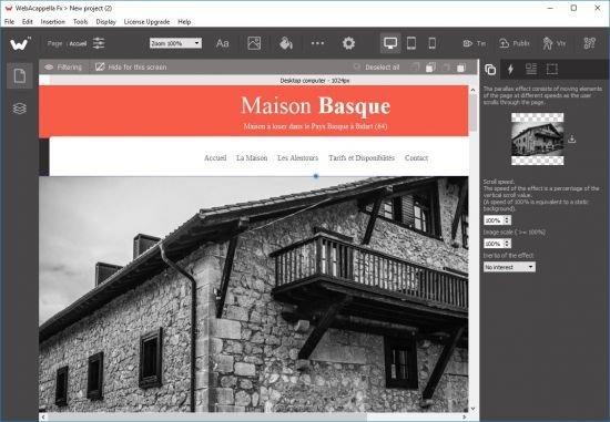 WebAcappella Fx 1.4.8 Multilingual