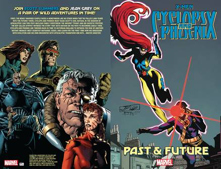 X-Men - Cyclops & Phoenix - Past & Future (2018)