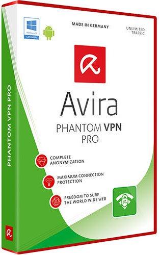 Avira Phantom VPN Pro 2.19.1.25749