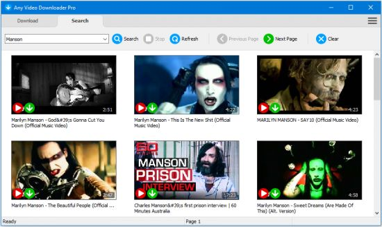 Any Video Downloader 7.22.0