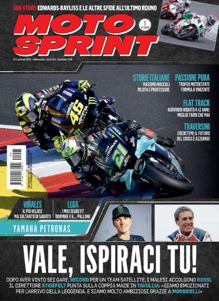 Moto Sprint N.1 - 5 Gennaio 2021