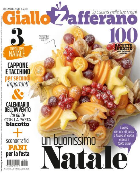 Giallo Zafferano - Dicembre 2020