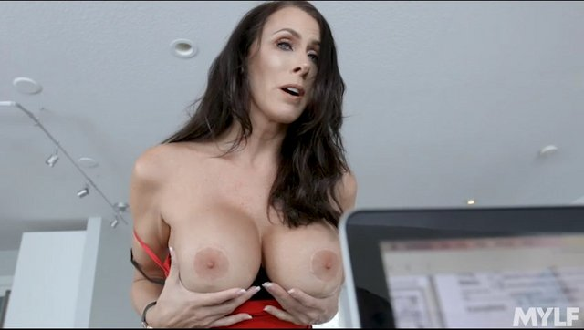 *Prodo* Pussy Collection - Big Tit MILF Next Door 2 Reagan Foxx