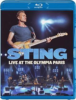 Sting Live At The Olympia Paris ( 2017)  Full Bluray  1.1 DTS HD-MA eng
