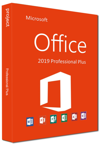 Microsoft Office Professional Plus VL 2019 AIO 2 in 1 - 2101 (Build 13628.20274) | 6,37 Gb