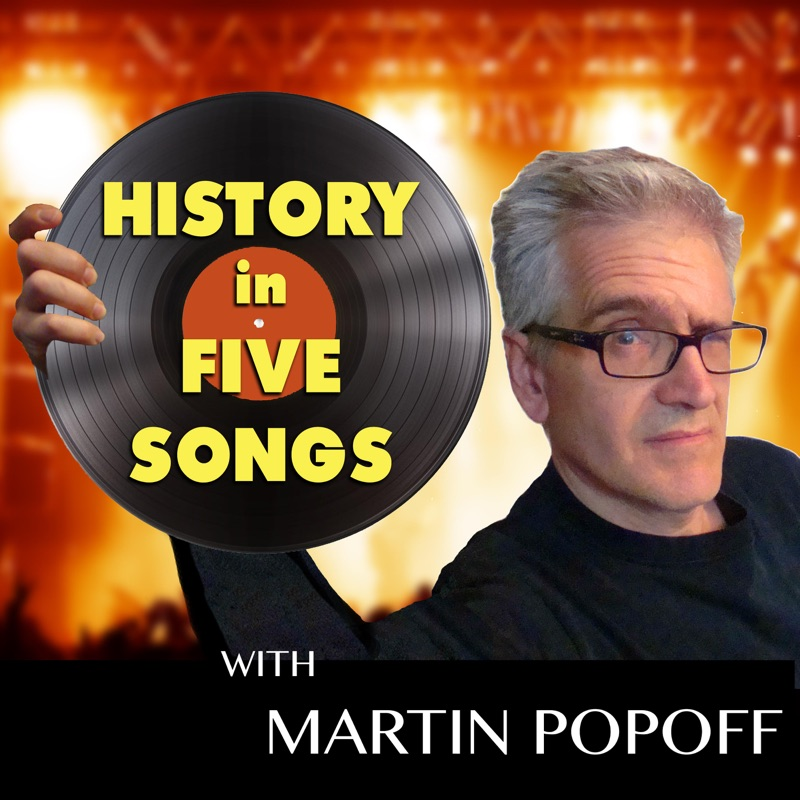 "POISON In ""History in FIVE SONGS"" With Martin Popoff"